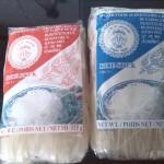 Rijstnoodles